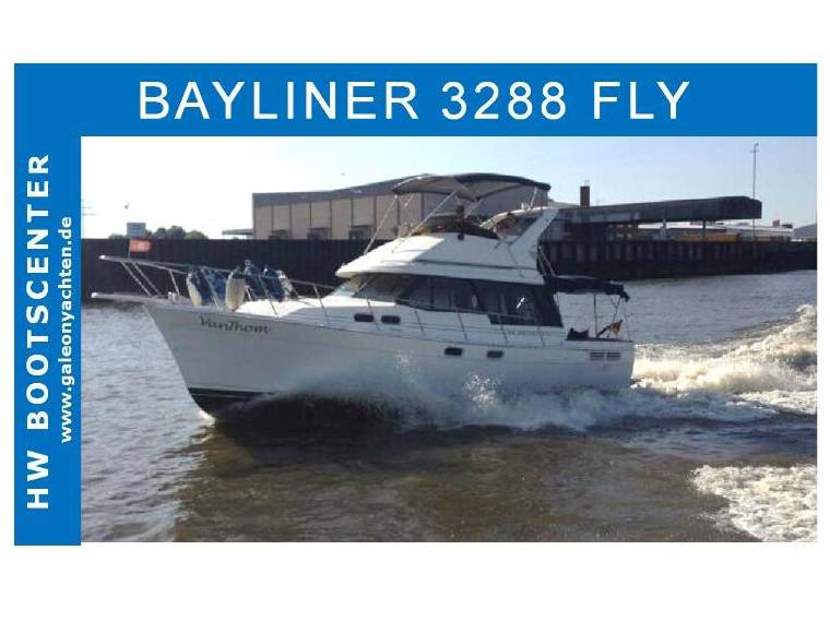 Bayliner Bayliner  3288 FLY DIESEL TOP