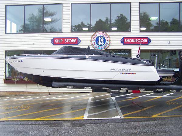 Monterey 234 Super Sport