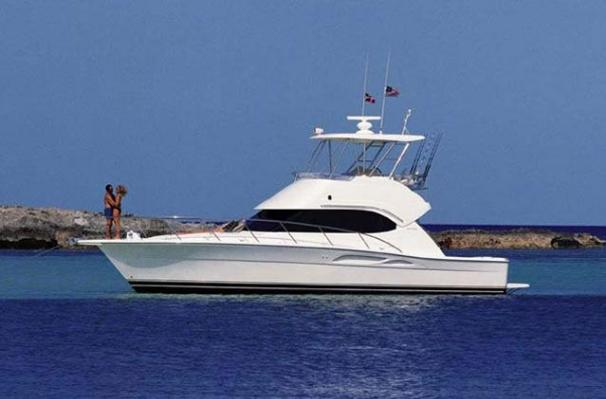 Riviera 40 Flybridge Manufacturer Provided Image: 40 Flybridge
