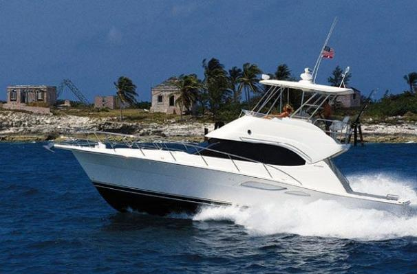 Riviera 40 Flybridge Manufacturer Provided Image