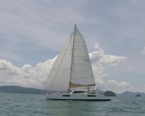 Catamaran Catathai 50