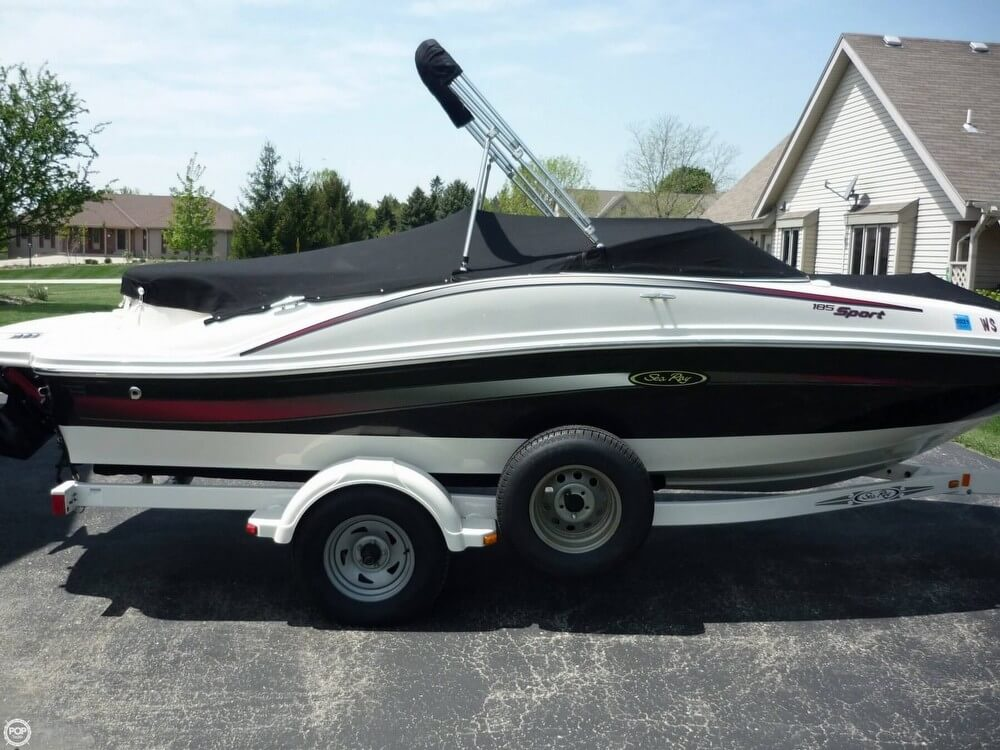 Sea Ray 185 Sport 2007 Sea Ray 185 Sport for sale in Hubertus, WI