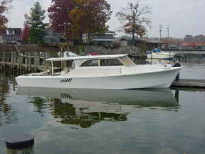 Markley Custom Deadrise Sportfish 46 Markley