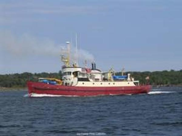liveaboard Converted EX CCG Vessel/Yacht