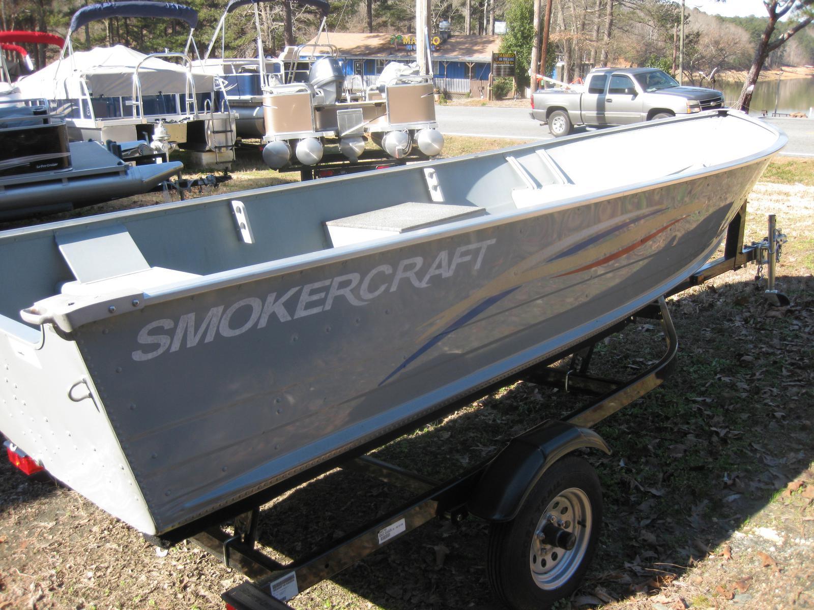Smoker-craft Alaskan 15 DLX
