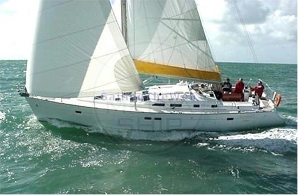 Beneteau Oceanis Clipper 473 BENETEAU - OCEANIS 473 CLIPPER - interiors