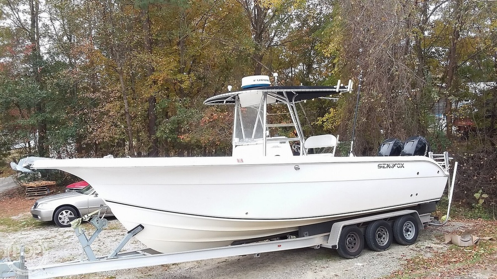 Sea Fox 287 Center Console 2006 Sea Fox 287 CC for sale in Garner, NC