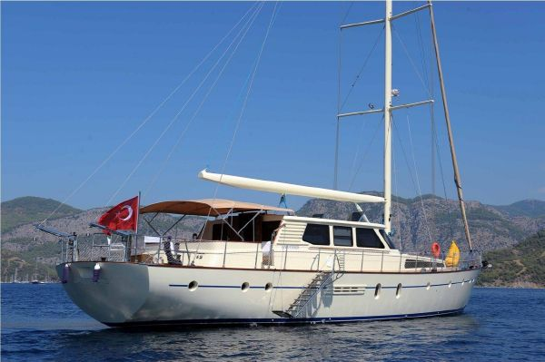 Motor Sailor 26 Metre