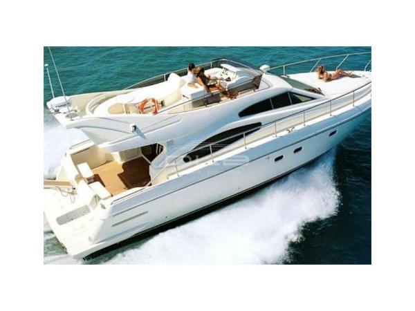 Ferretti Yachts F 480
