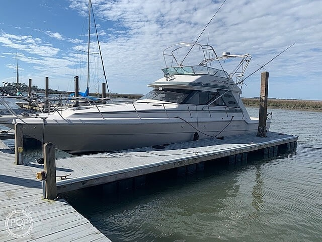 Sea Ray 430 Convertible 1988 Sea Ray 430 Convertible for sale in Johns Island, SC