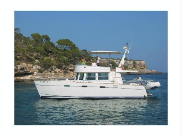 Catamaran Cruisers Trans cat 42