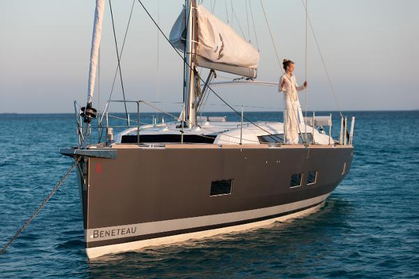 Beneteau Oceanis 55 Manufacturer Provided Image