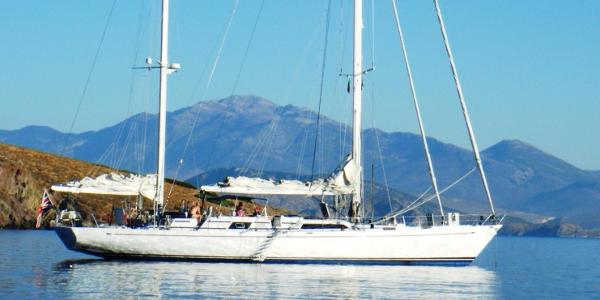 ASTILLEROS VIUDES 82 Ocean Cruising Ketch