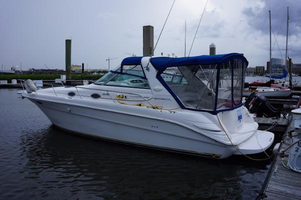 Sea Ray 330 Sundancer 1995 33' Sea Ray 330 Sundancer