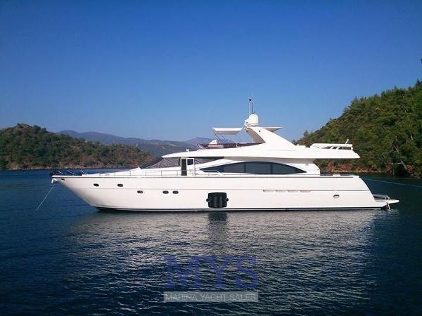 Ferretti Yachts 830 FERRETTI 830 (5)