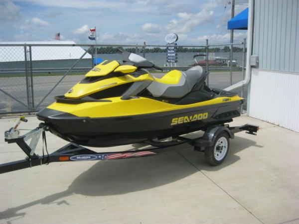 Sea-Doo RXT-iS 255