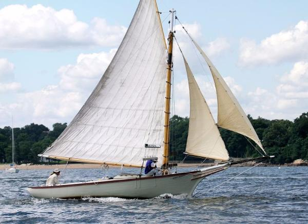 Wilbur Morse Friendship Sloop
