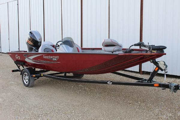 G3 Sportsman 1710 PFX