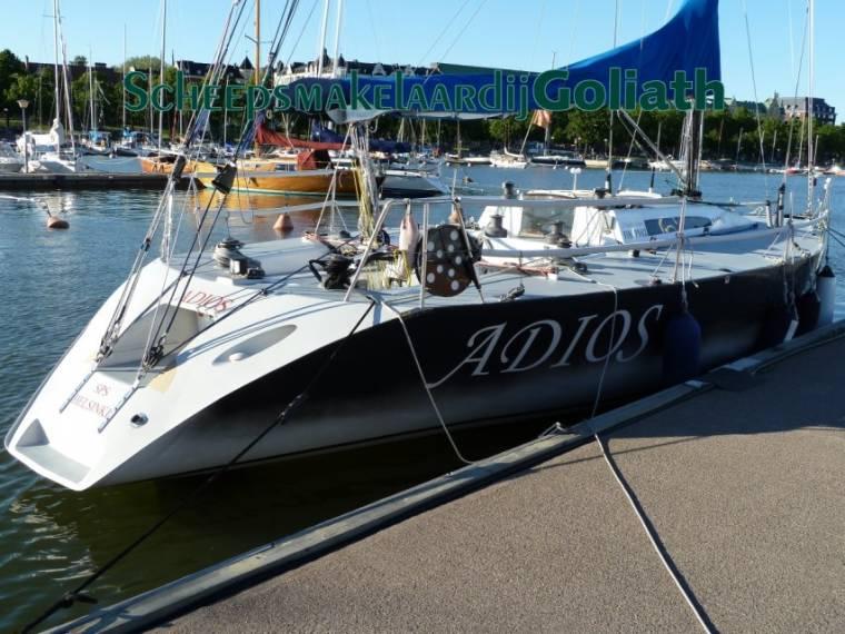 X-Yachts 1 ton