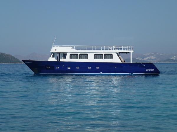 Custom Agantur Dive Vessel