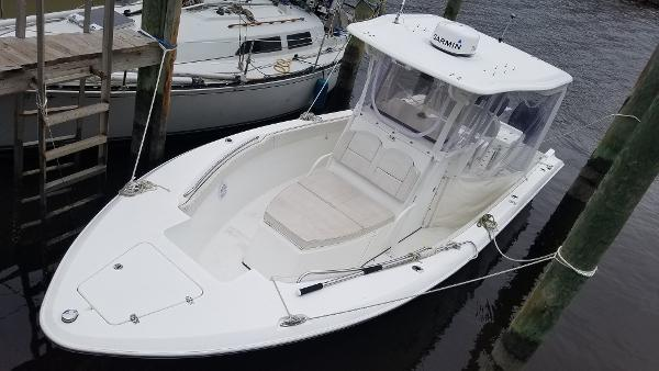 Clearwater 2508 Center Console