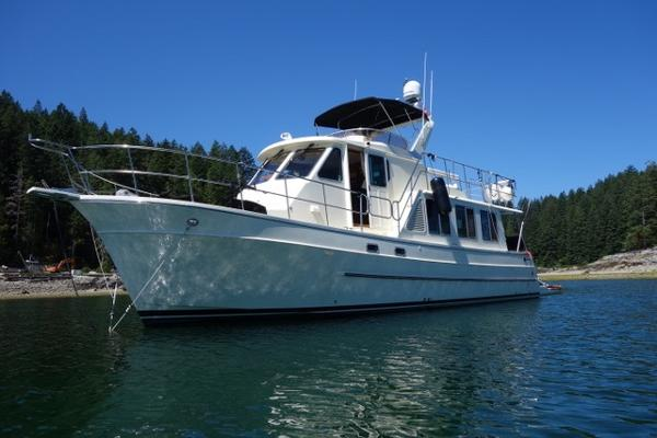 North Pacific 43 Pilothouse