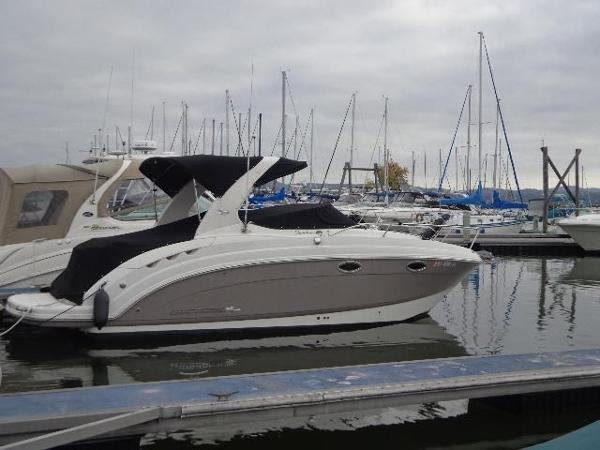 Chaparral 250 Signature 25 Chaparral 250 Signature 2008