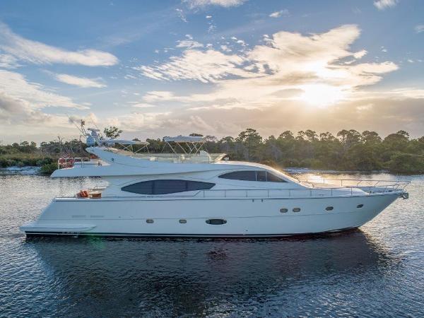 Ferretti Yachts Motoryacht MEMORY II