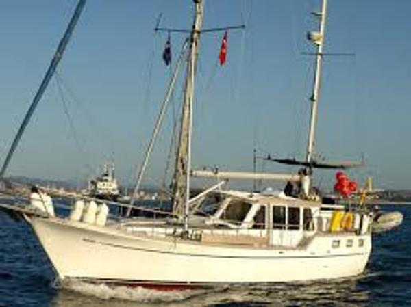 Nauticat Pilothouse 44