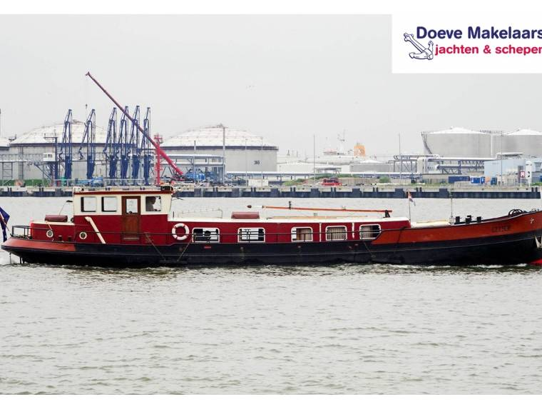 Dutch Barge 20.34 with TRIWV