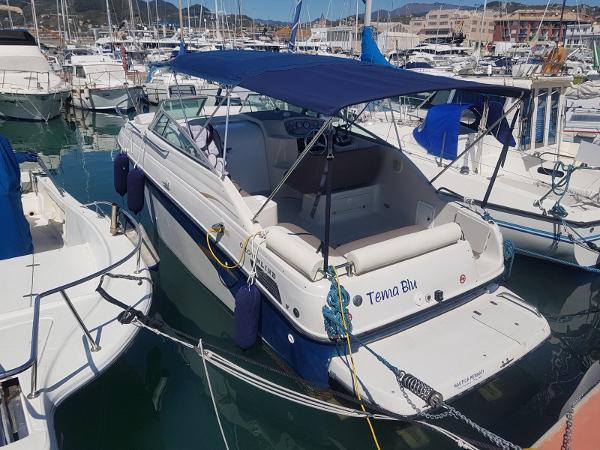Crownline 262 cr (compreso posto barca Porto di Lavagna marzo 2018) IMG_0300-11-09-17-12-38