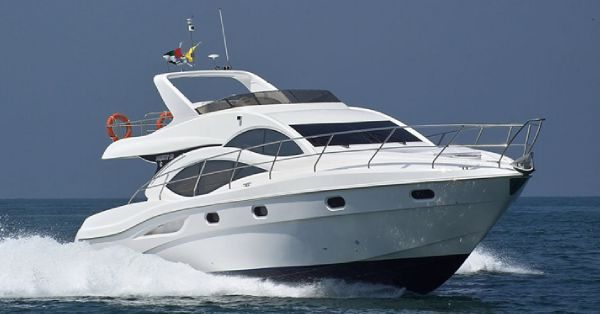Majesty Yachts 50