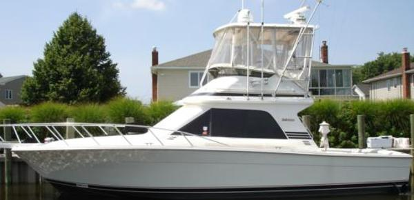 Blackfin FLYBRIDGE CONVERTIBLE