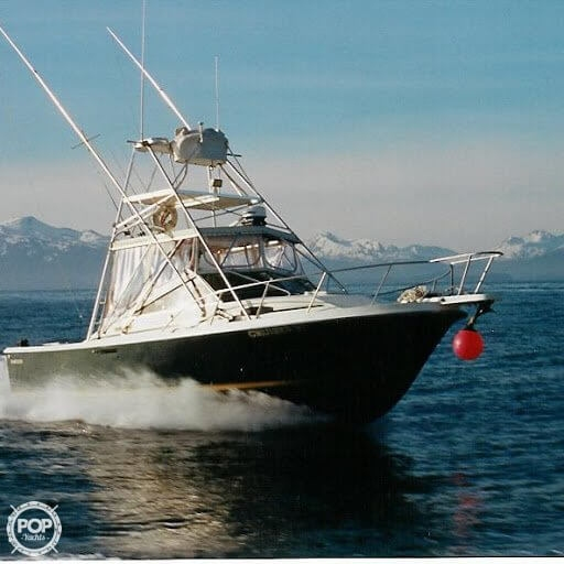 Blackfin 29 Flybridge 1990 Blackfin 29 for sale in Homer, AK