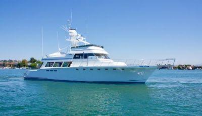 Elliott Pilothouse Motoryacht Main Profile