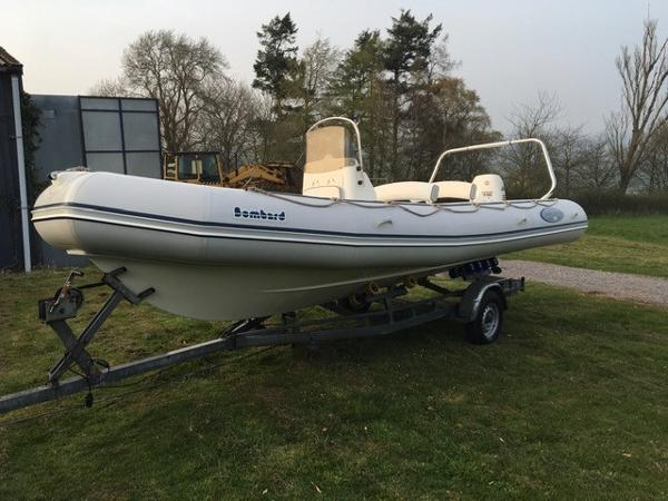 Bombard 650 2004 Bombard 650 6.5m RIB for sale