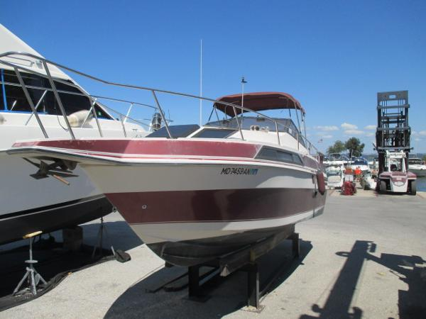 Regal Ambassadar 255XL Port Bow