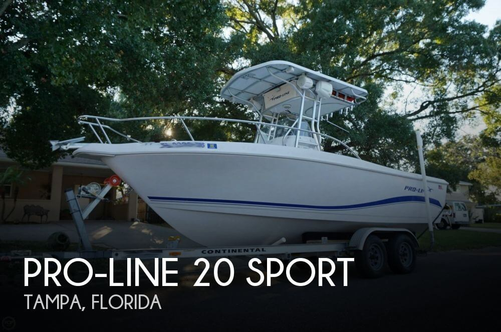 Pro Line 20 Sport 2004 Pro-Line 20 Sport for sale in Tampa, FL