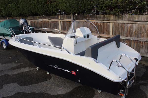 Admiral Oceanmaster 470 WA Admiral 470 WA