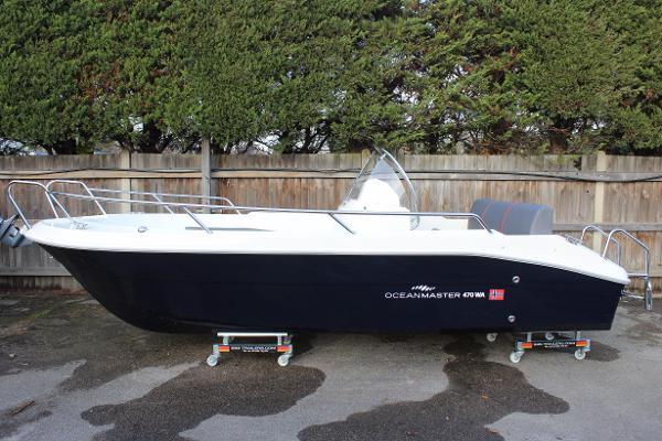 Admiral 470 WA