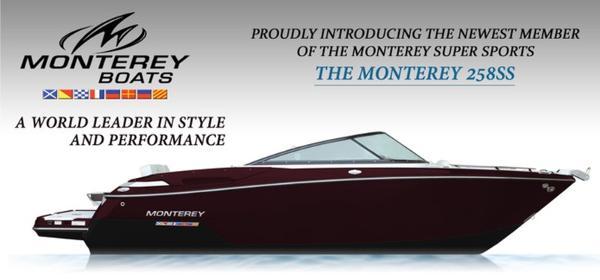 Monterey 258 SS