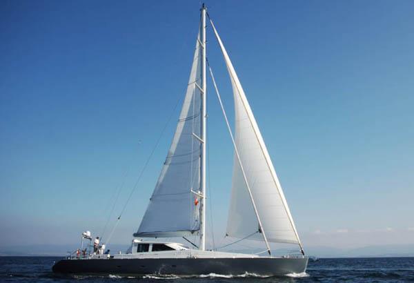 NEREIDS 24 M SAILING YACHT 24 m Sailing Yacht