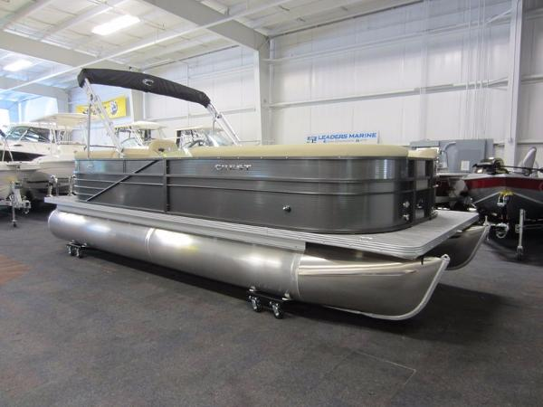 Crest Pontoon Boats 230 II SL