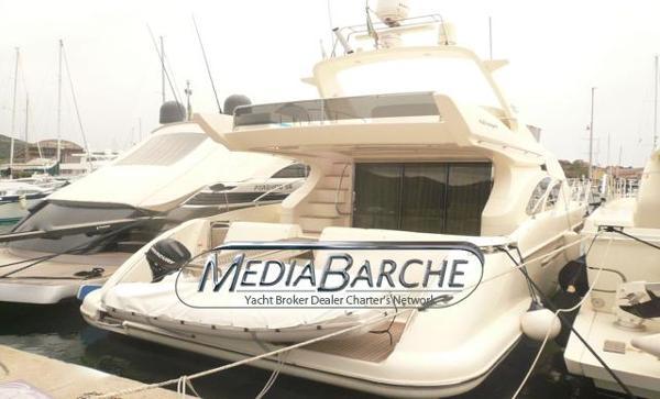 Azimut yachts AZIMUT 50 HULL