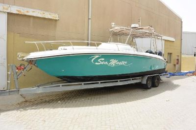 Sea Master 31 Power Boat