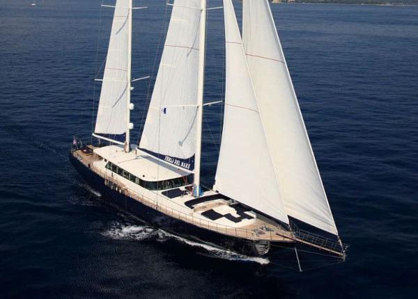 Saba Yachts Cruising sailing Ketch