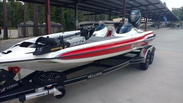 Allison Boats Xb-21 Bassport Pro