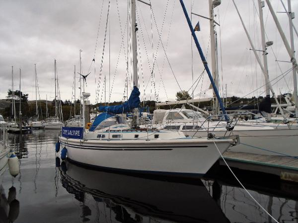 Westerly Conway 36