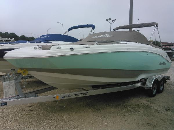 Nautic Star 223 DC DECK BOAT