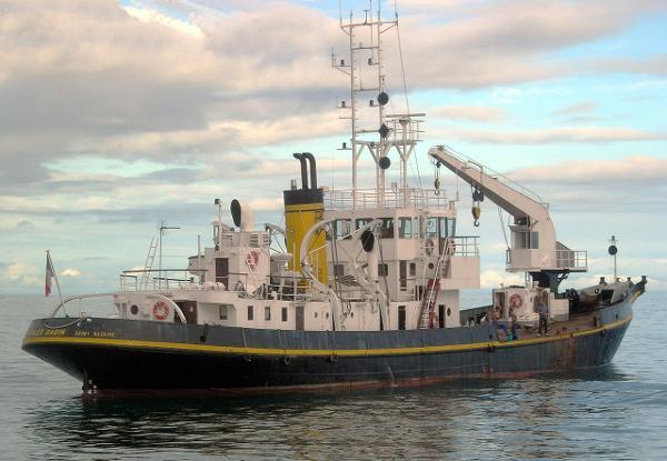Chantiers de la Loire Oceanic Buoy Ship